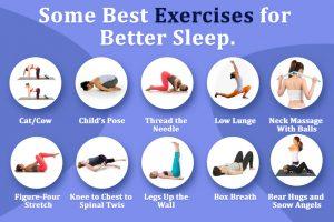 Best Exercises for Better Sleep