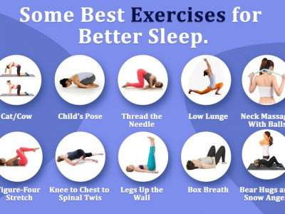 Best Exercises for Better Sleep