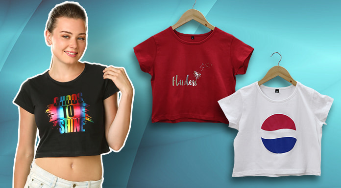 Crop Tops For Women