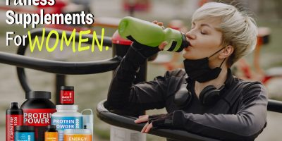 Best fitness supplements for women