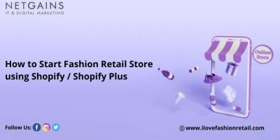 Shopify Fashion Website Design